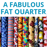 a fabulous fat quarter