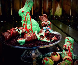 Easter Zombies