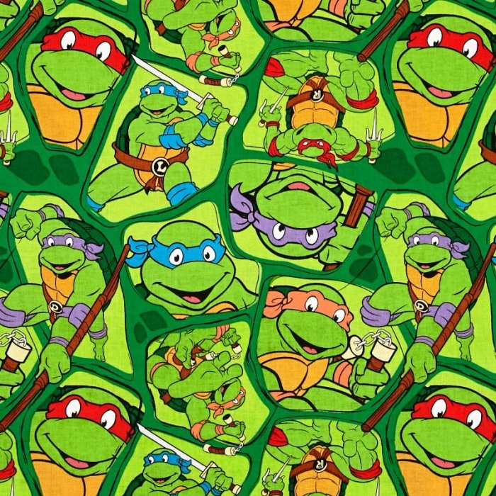 Turtle Shell Turtle Shell Fabric