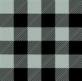 Picture of Flannel Mad about Plaids Light Blue and Black Plaid Cotton Fabric