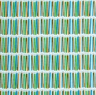 Picture of Surprise! Blue Girls Birthday Candles Party Cotton Fabric