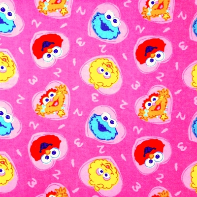 Fabric to make cookie monster pictures to pin on pinterest for Baby monster fabric