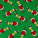 Picture of How The Grinch Stole Christmas Dr. Seuss Grinch Green Cotton Fabric