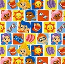 Picture of Nickelodeon Bubble Guppies Sun Shine N Fun Patch Cotton Fabric