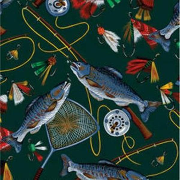 Picture for category Camping - Fishing Fabrics