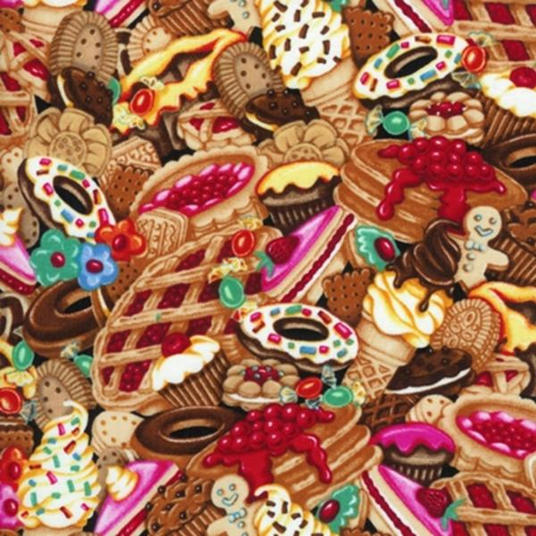 Picture for category Cake - Cookie Fabrics