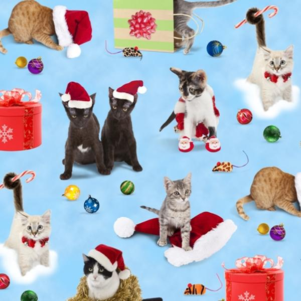 Picture for category Holiday Animal Fabrics