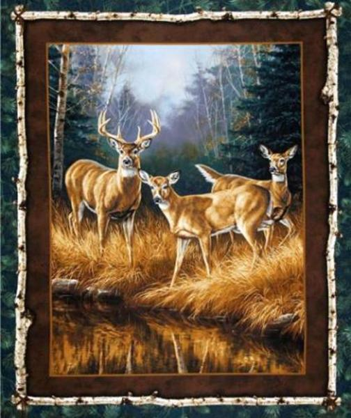 Picture for category Animal Large Fabric Panels