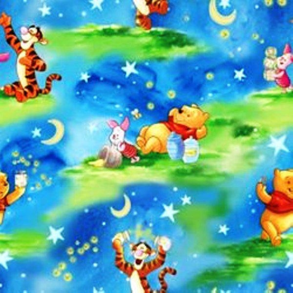 Picture for category Winnie the Pooh Fabrics