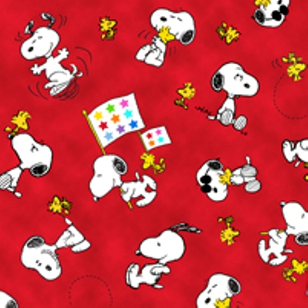 Picture for category Peanuts Fabrics