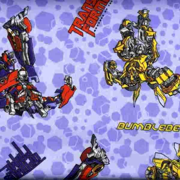 Picture for category Transformers Fabrics