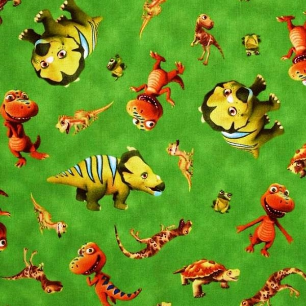 Picture for category Dinosaur Train Fabrics