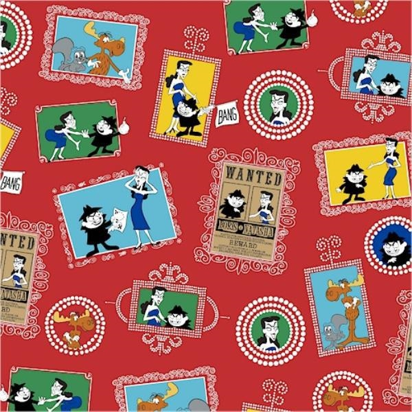 Picture for category More TV Cartoon Fabrics