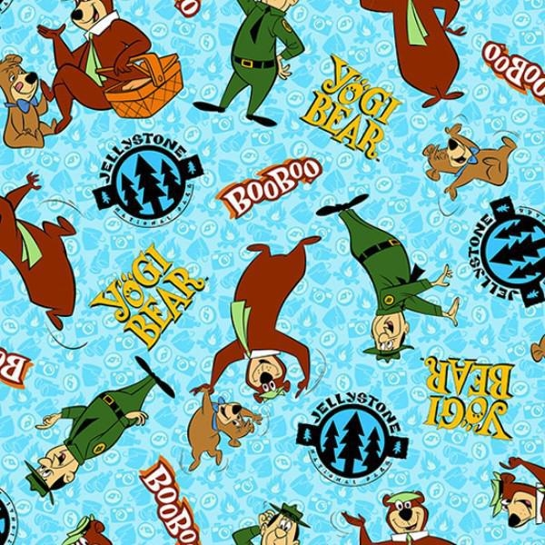 Picture for category Hanna-Barbera Fabrics