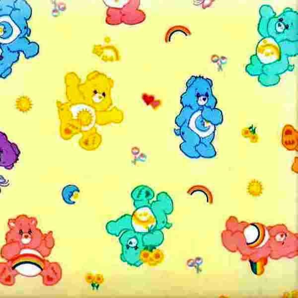 Picture for category Care Bears Fabrics