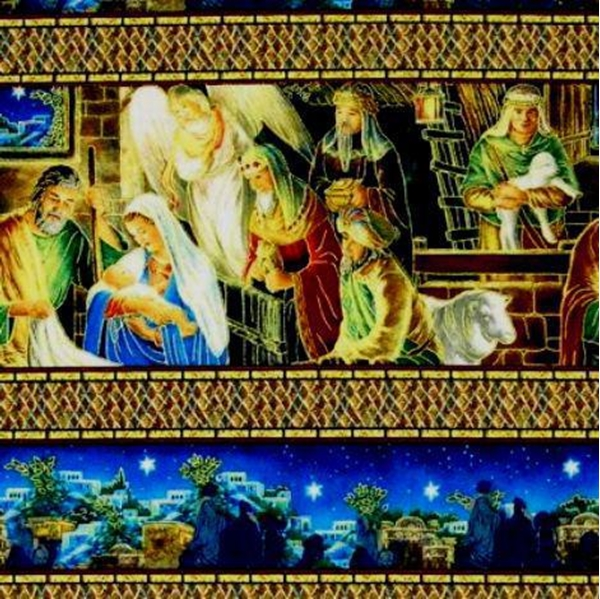 Picture for category Nativity Fabrics