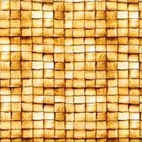 Mcgregors Market Basket Weave Pattern Cotton Fabric