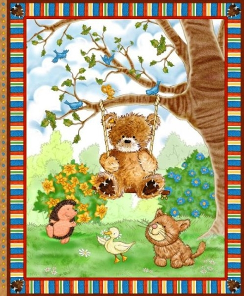 Picture for category Childrens Large Fabric Panels