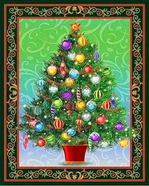 Picture for category Holiday Fabric Panels