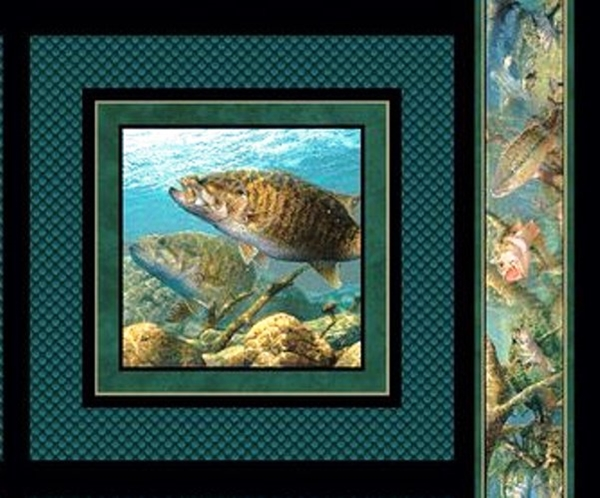 Picture for category Fish Pillow Panel Fabrics