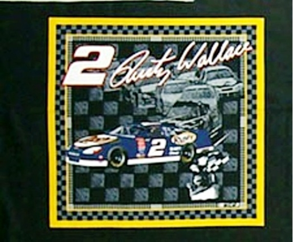 Picture for category Racing Pillow Panel Fabrics