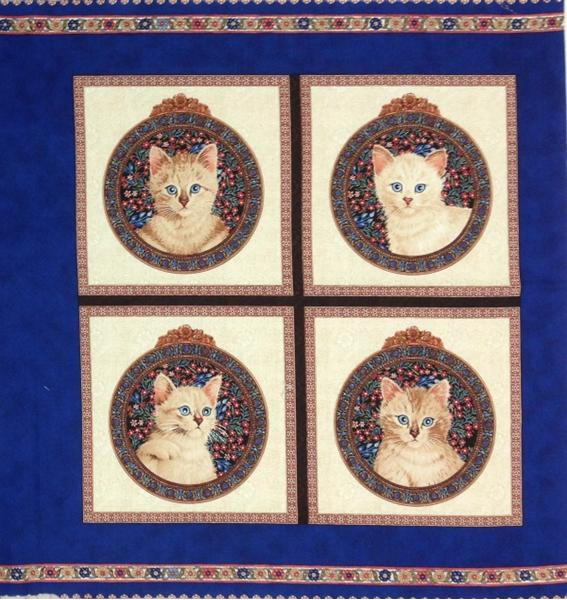 Picture for category More Animal Fabric Panels