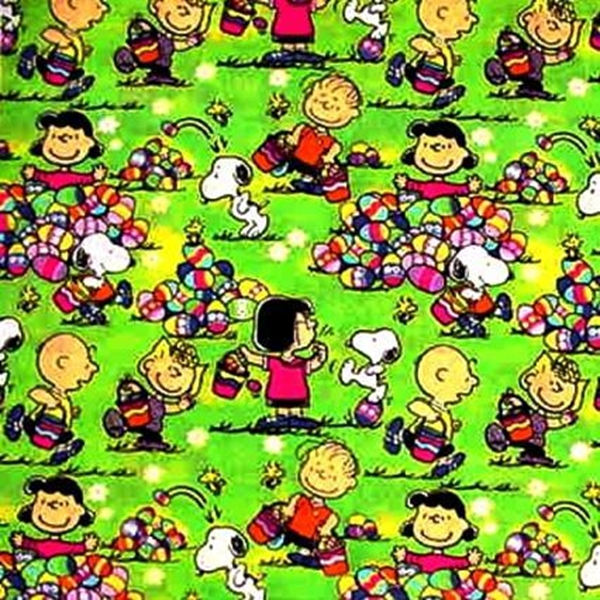 Picture for category More Peanuts Fabrics