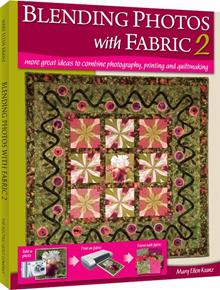 Electric Quilt Eq Blending Photos With Fabric Book