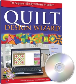 Picture of EQ Electric Quilt Software Quilt Design Wizard
