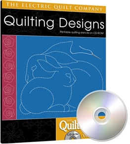 Picture of EQ Quiltmakers Quilting Designs Software Volume 2 Childrens Favorites
