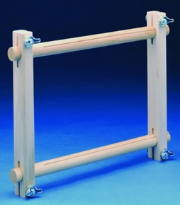 F.A. Edmunds Split-Rail Scroll Frame 6x12
