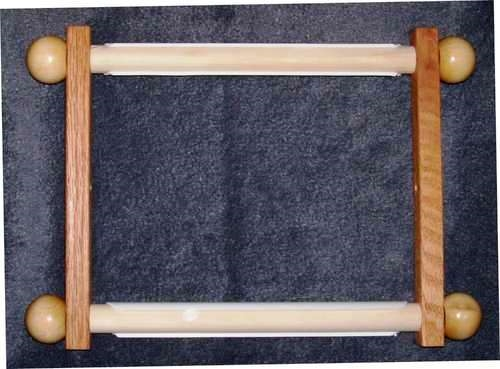 F.A. Edmunds Handi Clamp 8x20 Scroll Frame Set