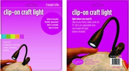 F.A. Edmunds LED All Purpose Craft Light