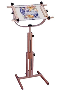 F.A. Edmunds Stitchers Wonder! Adjustable, Rotating Scroll Frame