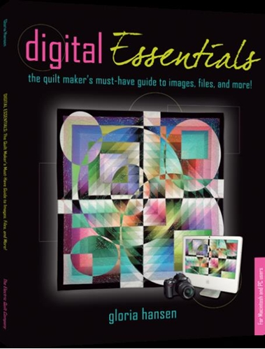 Electric Quilt Eq Digital Essentials Book