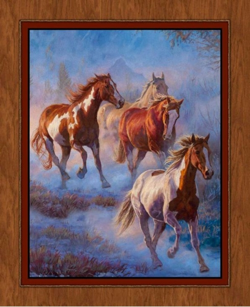 Picture for category Horse Large Fabric Panels