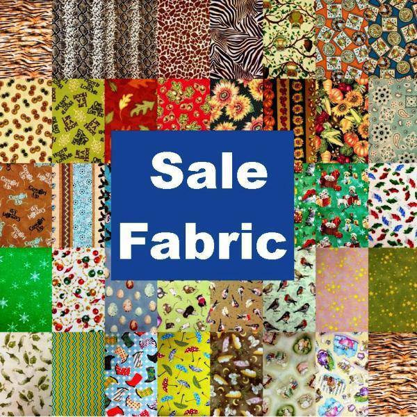 Picture for category Novelty Sale Fabrics