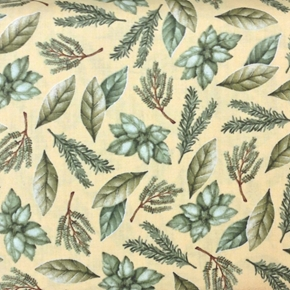 Just a Pinch Herbs And Spice Toss Juniper Bay Cotton Fabric