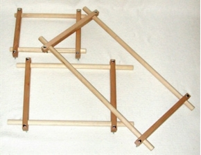Fa Edmunds Split Rail Scroll Frame Set