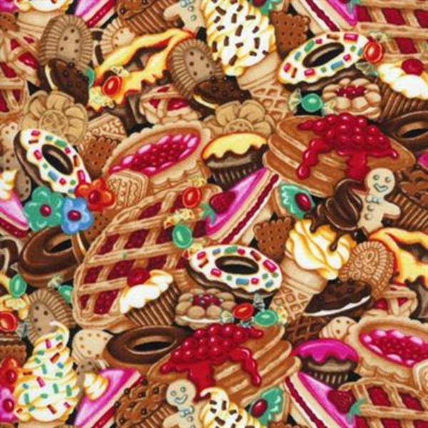 Picture for category Food Clearance Fabrics