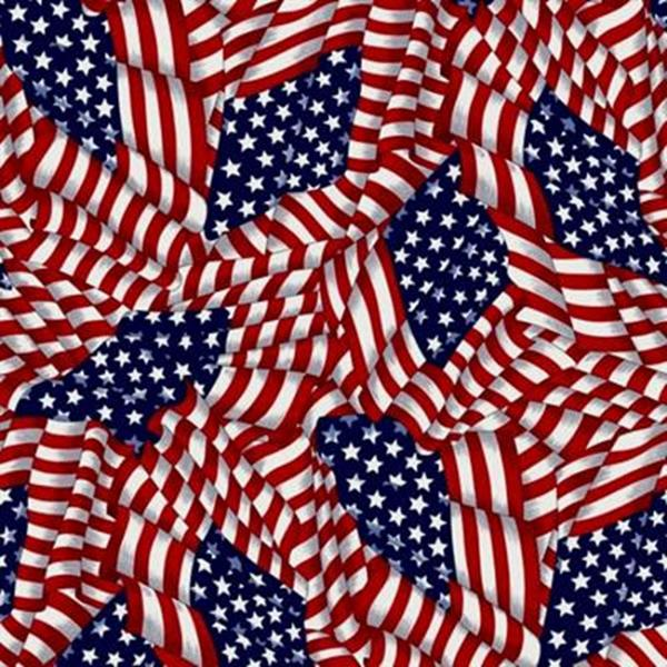 Picture for category Patriotic - Military Clearance Fabrics