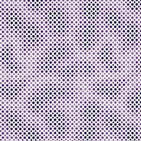 Ombre Dots Shade Of Grape Purple Dots Cotton Fabric
