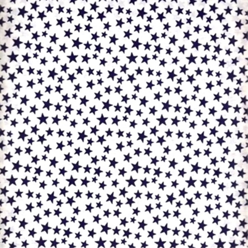 Cotton Fabric - Patriotic Fabric - Made in the U.S.A. Patriotic Navy ...