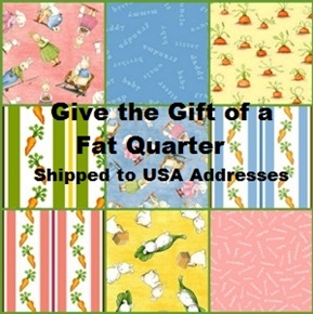 Picture of Give the Gift of a Fat Quarter - Shipped to Addresses in the USA