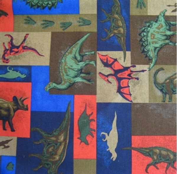 Picture for category Monster - Dinosaur Fabrics