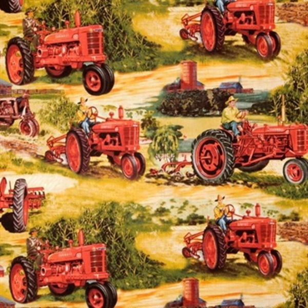 Picture for category Tractor Fabrics