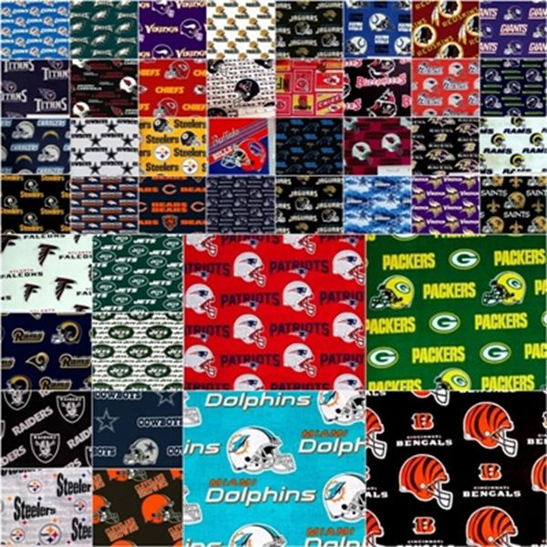 Picture for category NFL Football Team Fabrics