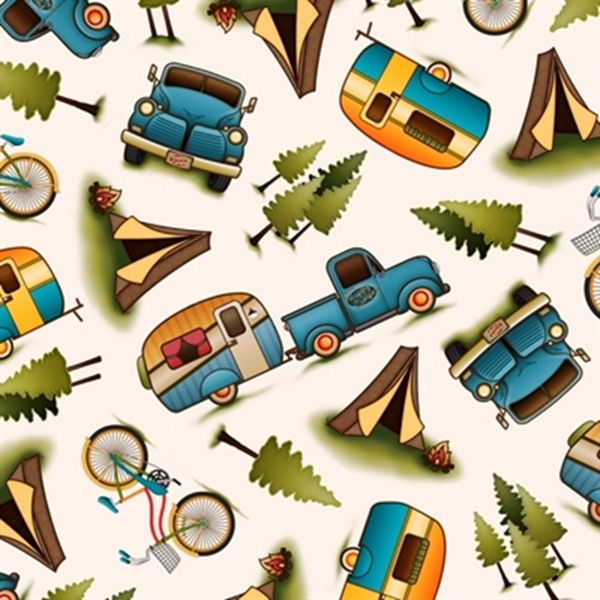 Picture for category Camping Fabrics