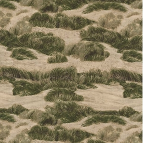 Danscapes 2015 Sand Dunes Tundra Tufts of Grass Tan Cotton Fabric