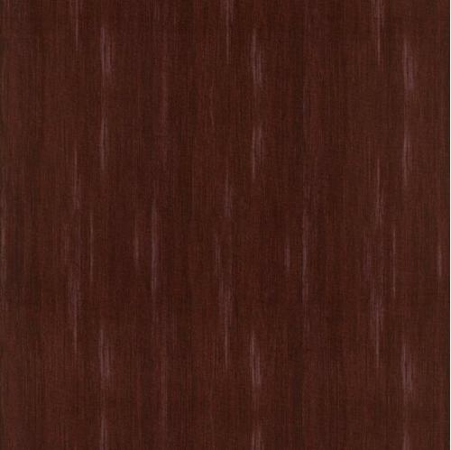 Danscapes Spring Wood Grain Dark Brown Cotton Fabric